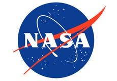 stock image of  nasa logo