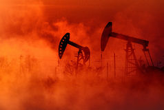 stock image of  oil and gas