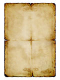 stock image of  old paper