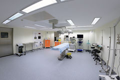 stock image of  an operation room