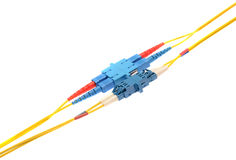 stock image of  optical fiber