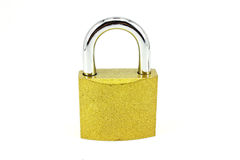 stock image of  padlock