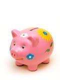 stock image of  piggy bank