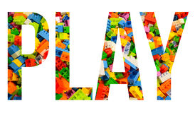 stock image of  play