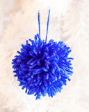 stock image of  pompom decoration