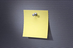 stock image of  post-it note