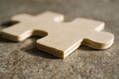 stock image of  puzzle piece