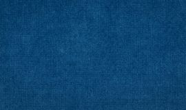 stock image of  ready frame for design, fine textile texture, dark blue abstract background