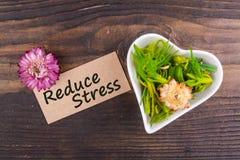 stock image of  reduce stress