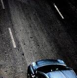 stock image of  rushing car