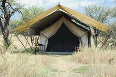 stock image of  safari tent - basic