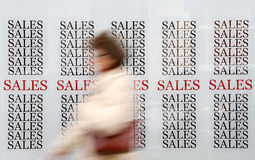 stock image of  sales