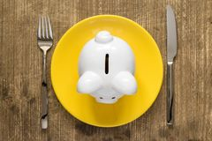 stock image of  savings consumer concept