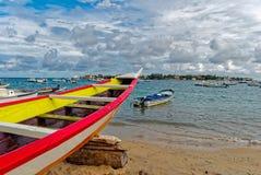 stock image of  shore of ngor beach in dakar