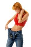 stock image of  slim