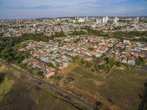 stock image of  small cities in south america