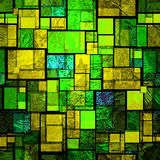 stock image of  stained glass
