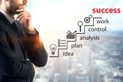 stock image of  startup and success concept
