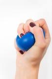 stock image of  stress ball