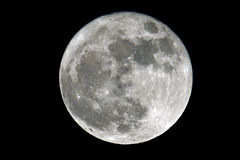 stock image of  super full moon