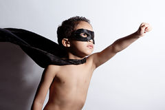 stock image of  super hero