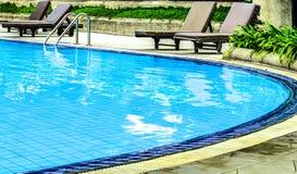stock image of  swimming pool