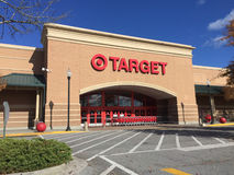 stock image of  target store