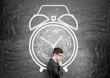 stock image of  time management