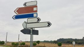 stock image of  traffic signs