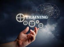 stock image of  training.