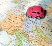 stock image of  travel europe