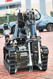 stock image of  unmanned vehicle
