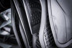 stock image of  vehicle floor mats
