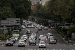 stock image of  vehicular transit