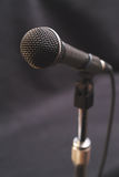 stock image of  vocal microphone 2