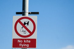 stock image of  warning signs