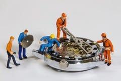 stock image of  watch repair