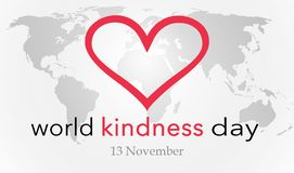 stock image of  world kindness day