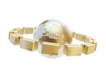 stock image of  worldwide shipment