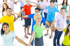 stock image of  youth network communication enjoyment connection concept