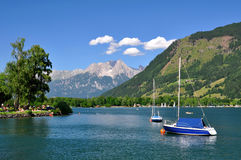 stock image of  zell am see
