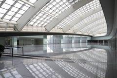 t3 залы Пекин авиапорта самомоднейший стоковые фото