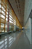 T3 Beijing International airport Royalty Free Stock Image
