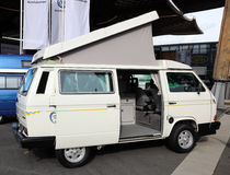 T3 Westfalia Multivan de Volkswagen Fotos de Stock Royalty Free