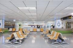 Taïpeh, Taïwan, 6ème le juin, 2013 : Aéroport Termi de Taïpeh Songshan Photos libres de droits