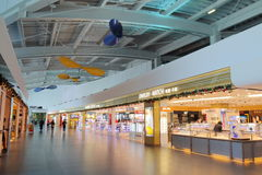 Taïwan : Aéroport de Taichung Images libres de droits