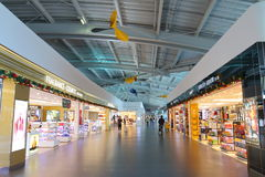 Taïwan : Aéroport de Taichung Images stock