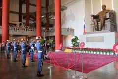 Taïwan : Dr. national Sun Yat Sen Memorial Hall Images stock