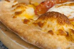 Taïwan Taïpeh Cat Space, thé d'après-midi, pizza italienne de nourriture photos libres de droits