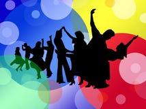 tańczyć fotografia stock